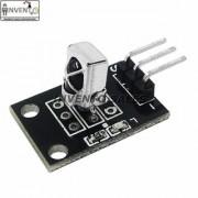 Invento 1pcs KY-022 Infrared IR Receiver Sensor Module For Arduino UNO Mega PIC AVR Raspberry pi