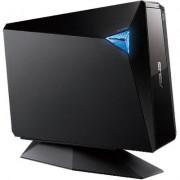 Външно USB Blu-ray записващо устройство ASUS BW-12D1S-U, USB 3.0, черен