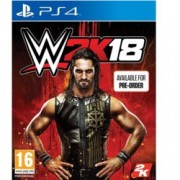 WWE 2K18, за PS4