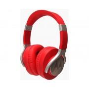 BINATONE Motorola Pulse Max auriculares para móvil Binaural Diadema Rojo Alámbrico