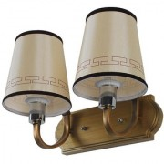 LeArc Designer Lighting Modern Fabric Wall Light WL2186
