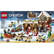 Lego Santa's Workshop, Multi Color