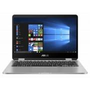 "Laptop Asus Transformer Book TP401NA-EC017T 10.1"" WXGA Glare TOUCH, Intel Quad-Core Pentium N4200, RAM 4GB, EMMC 64GB, Windows 10 Home"