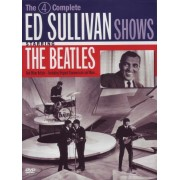 The Beatles - The 4 Complete Ed Sullivan Shows (CD)
