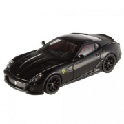 Hot Wheels Elite 1/43 Ferrari 599 GTO: Black