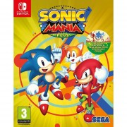 Sonic Mania Plus - Juego Fisico Switch - Sniper.cl