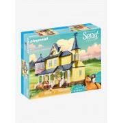 Playmobil 9475 Casa de Lucky, Playmobil amarelo claro liso