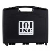 101INC | Kufr/box plastový polstrovaný na zbraň ČERNÝ