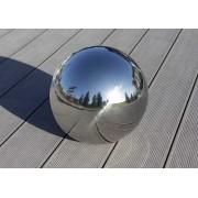Edelstahlkugel Gartenkugel Dekokugel SferaInox 38cm 10801