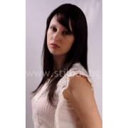 Перука от естествена коса Лола 55см