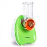 Klarstein Food Slicer, 150 W, elektromos szeletelő, zöld (TK31-Green-Salsa)