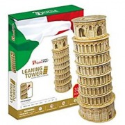 CubicFun MC053H Leaning Towers of Pisa Puzzle
