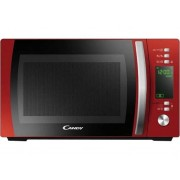 Candy Microondas CANDY CMXG20DR (20 L - Con Grill - Rojo)