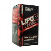 Lipo 6 Black Ultra Concentrate Nutrex Research 60 capsule