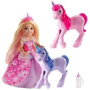 Barbie Chelsea hercegnő és az egyszarvú csikó