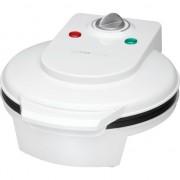 Aparat waffle Clatronic WA 3491, 1200 W, termostat reglabil, Alb