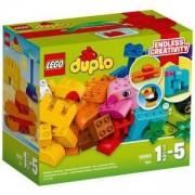 ЛЕГО ДУПЛО - LEGO DUPLO Кутия за творчески строители, LEGO DUPLO, 10853