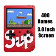 SUP 400 in 1 Games Retro Game Box Console Handheld Game PAD for Children - Random Color