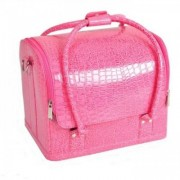 Geanta cosmetice beauty case - pink