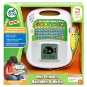 LeapFrog Mr Pencil -sistem de scriere (litere,numere,forme si cuvinte) limba engleza