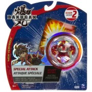"Heavy Metal (Pyrus - Red): Bakugan Battle Brawlers Special Attack - ""NOT"" Randomly Picked (CB02112)"