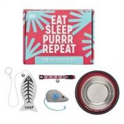 Wild & Woofy New Cat Starter Kit