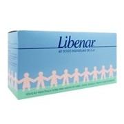 Solução fisiológica estéril para limpeza dos nariz e olhos 40x5ml - Libenar