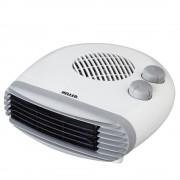 Heller HLF6 2400W Low Profile Electric Fan Heater with 2 Heat Settings
