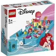LEGO Disney Princess, Aventuri din cartea de povesti cu Ariel 43176