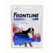 1 pipeta Frontline Spot On caini peste 40 kg (XL)