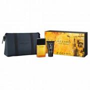 Azzaro pour Homme confezione EdT 50 ml + doccia shampoo 50 ml + beauty