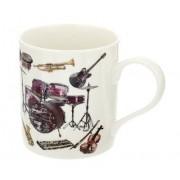 Anka Verlag Mug with several Instrument