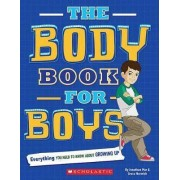 The Body Book for Boys by Rebecca Paley