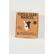 Cyclo Club Marcel Rompertje - Wit