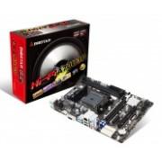 Tarjeta Madre Biostar micro ATX HI-FI A70U3P, S-FM2+, AMD A70M, HDMI, USB 3.0, 32GB DDR3, para AMD