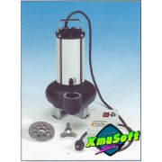 Pompa submersibila cu tocator, macerator fecaloide PVM180GR