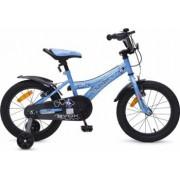 Bicicleta Copii Byox 16 DEVIL Albastru
