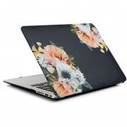 Flor Patron PC Hard Shell Case Para MacBook Air De 13,3 Pulgadas