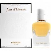Hermes jour d'hermes 50 ml eau de parfum edp spray profumo donna