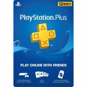 PlayStation Plus Membresía 12 Meses PS4