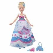 Papusa Hasbro Disney Princess cu rochita Fashion Cenusareasa