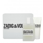 Zadig & Voltaire This Is Her EDP дамски парфюм 50 мл. + 75 мл. боди лосион