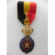 Vyznamenání - Belgie