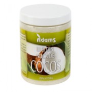 Ulei din nuca de cocos 1000ml ADAMS SUPPLEMENTS
