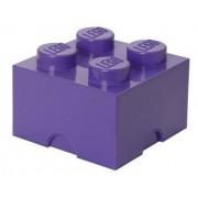 VANZARE - cutie de depozitare LEGO Friends 4 violet 250 x 250 x 180 mm