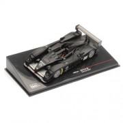 Audi R10 T Di 07 Le Mans Test Car Mat Black (1/43 Lmm134) (Japan Import)