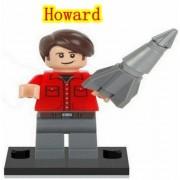 The Big Bang Theory (Agymenők) Howard figura
