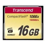 Transcend CF-kort Transcend Ultimate 1066x 16 GB