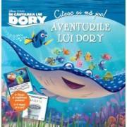Disney. Citesc si ma joc. In cautarea lui Dory. Aventurile lui Dory