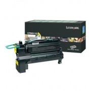 Lexmark Toner giallo alta resa return program x c792 20k pg